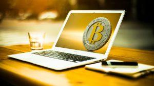 Reduzierung bei Bitcoin Era der Inflation